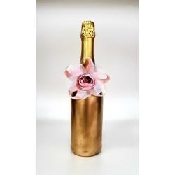 """Ритуално шампанско """"Злато и пудра"""""""
