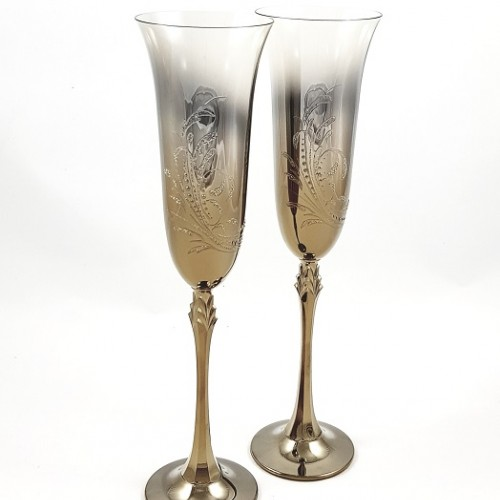 Кристални ритуални чаши 1007