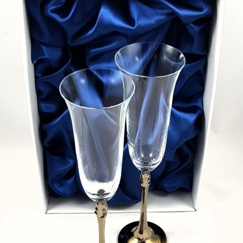 Кристални ритуални чаши 1005