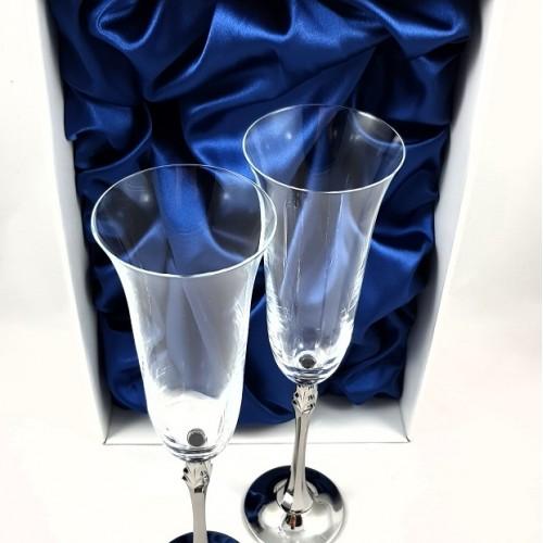 Кристални ритуални чаши 1009
