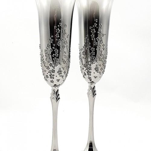 Кристални ритуални чаши 1008