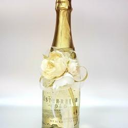 """Ритуално шампанско """"Букет в злато"""""""