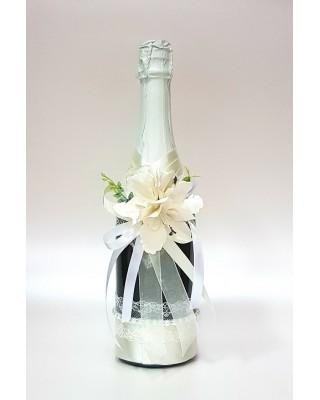 """Ритуално шампанско """"Дива орхидея и перли """""""