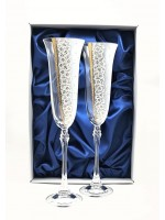 Кристални ритуални чаши 1002